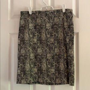 Mm lafleur noho pencil skirt. Size 8.